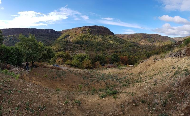 superbe terrain de 1127m2 sur ROCHESSAUVE Rochessauve 07