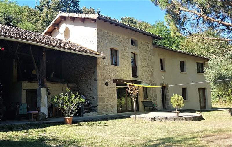 Maison en pierre Châtillon-Saint-Jean 26