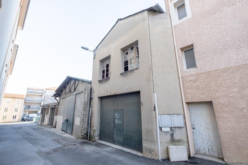 Immeuble Bourg-de-Péage 26