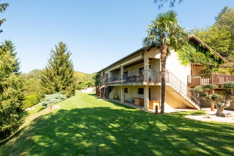 Villa 8 pièces de 199 m² avec vue exceptionnelle - PARNANS Parnans 26