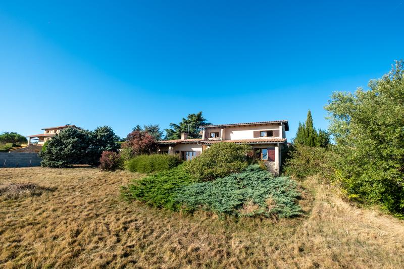 EXCLUSIVITE - ECLASSAN - Maison avec vue panoramique Eclassan 07