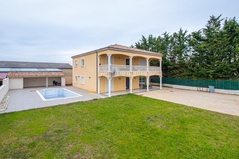 EXCLUSIVITE : Beaumont les valence - Maison 215 m² avec piscine Beaumont-lès-Valence 26