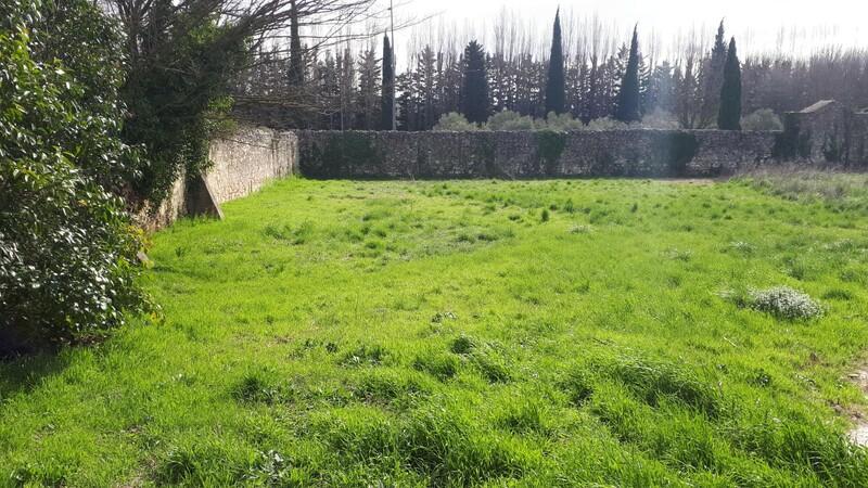 Terrain constructible BOURG-SAINT-ANDEOL Bourg-Saint-Andéol 07