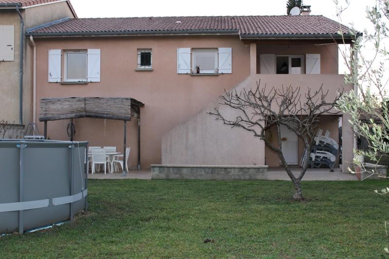 ROMANS SUR ISERE - Maison T 4 sur 2 niveaux sur terrain piscinable Romans-sur-Isère 26