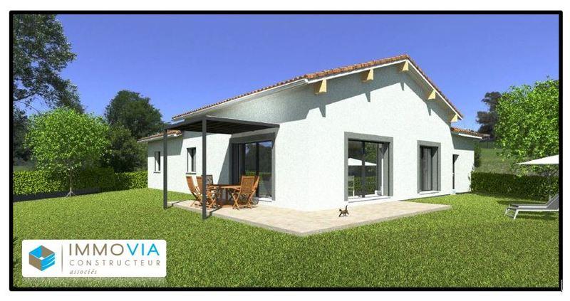 Villa à Construire Hauterives Hauterives 26