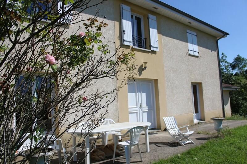 SAINT BONNET DE CHAVAGNE - Maison 245 m² sur 2 niveaux + piscine Saint-Marcellin 38