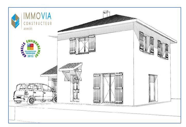 Votre maison à Construire St Romans Saint-Romans 38