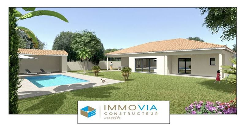 PROJET DE CONSTRUCTION D'UNE MAISON DE 91 M² Murinais 38