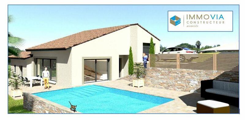 PROJET DE CONSTRUCTION D'UNE VILLA DE 95 M² DE PLAIN-PIED Grane 26