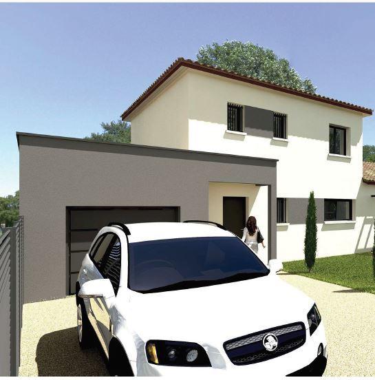 Maison moderne 10 mn de St Marcellin Izeron 38