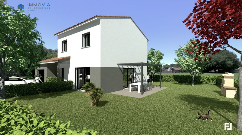 Maison moderne Saint-Romans 38