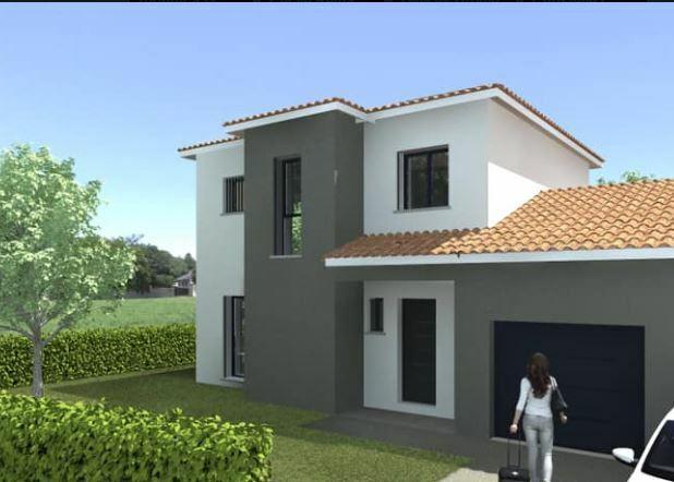 Villa type 4 Saint-Marcellin 38