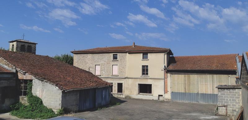 Albon - Maison de village 191 m² et sa Grange Albon 26