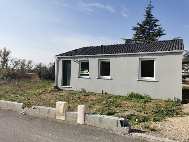 RARE MAISON NEUVE A BEAUMONT-MONTEUX Beaumont-Monteux 26