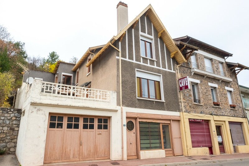 Maison à fort potentiel à SATILLIEU Satillieu 07